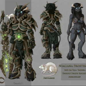 Nimzana reference sheet